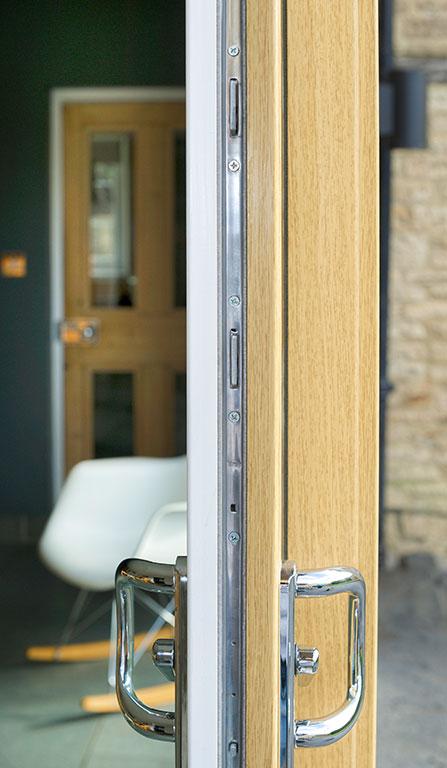 Sliding In Line Patio Door Information